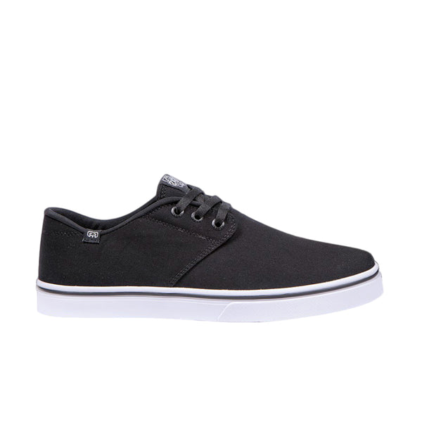 TÊNIS HOCKS DEL MAR ORIGINALS CANVAS BLACK/ WHITE