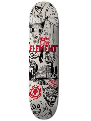 Shape Element Barkatthemoon Greyson - 8.5""