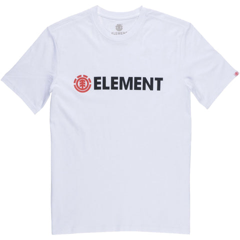 CAMISETA ELEMENT BLAZIN BRANCO