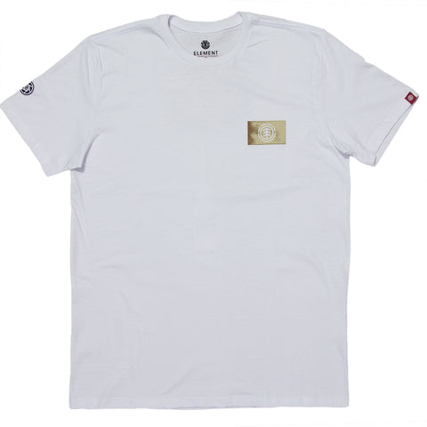 Camiseta Element Jar - Branco