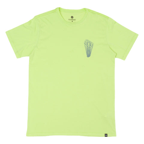 CAMISETA ELEMENT ELSER VERDE NEON