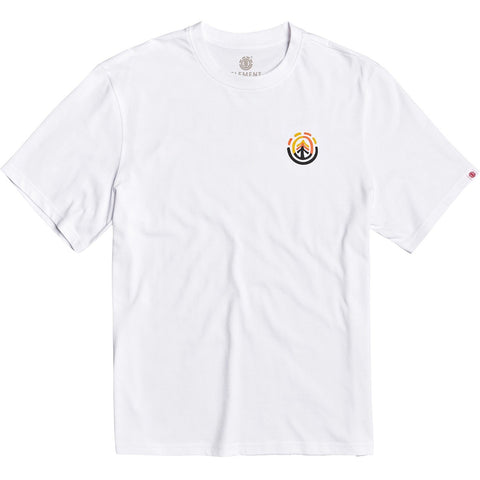 CAMISETA ELEMENT VAQUERO BRANCO