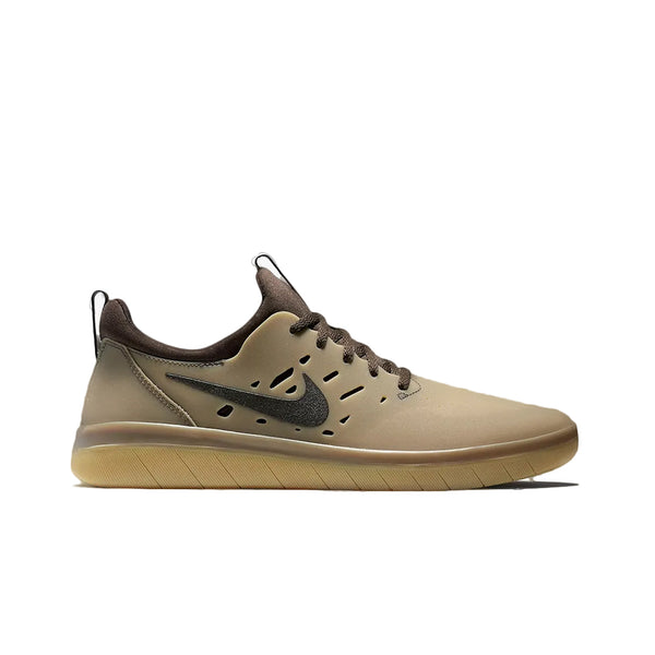 Tênis Nike SB Nyjah Free - Summit Gum Dark Brown/Baroque Brown