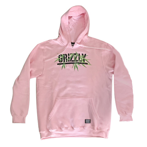 MOLETOM GRIZZLY SEEDS ROSA
