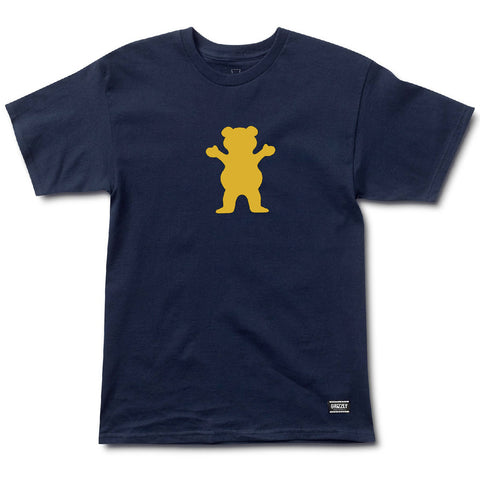 Camiseta Grizzly OG Bear - Marinho