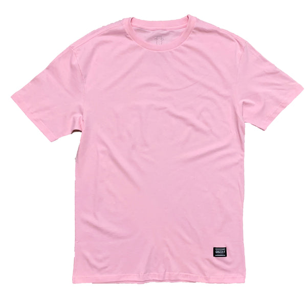 Camiseta Grizzly Tagless - Pink