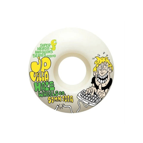 RODA HAZE WHEELS JP VILLA - 51MM