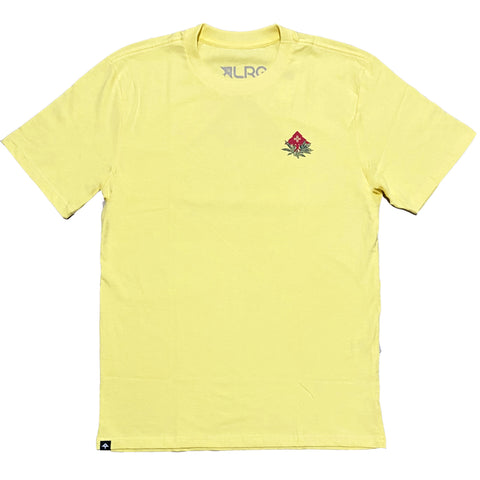 CAMISETA LRG HEALING YELLOW