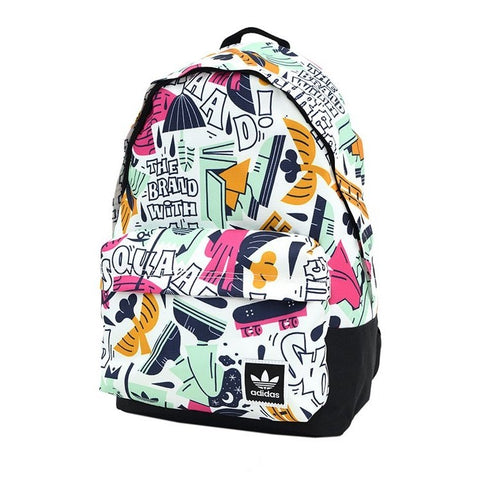 Mochila Adidas Bill - Multicolor