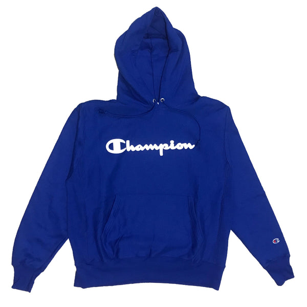 Moletom Champion Life Reverse Weave - Royal