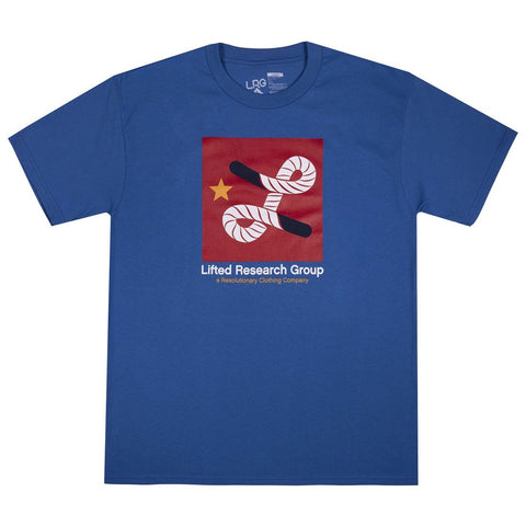 CAMISETA LRG BARMELLO BLUE