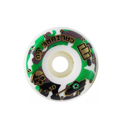 Roda Moska White Rock Calibre 60 53D - 60 mm