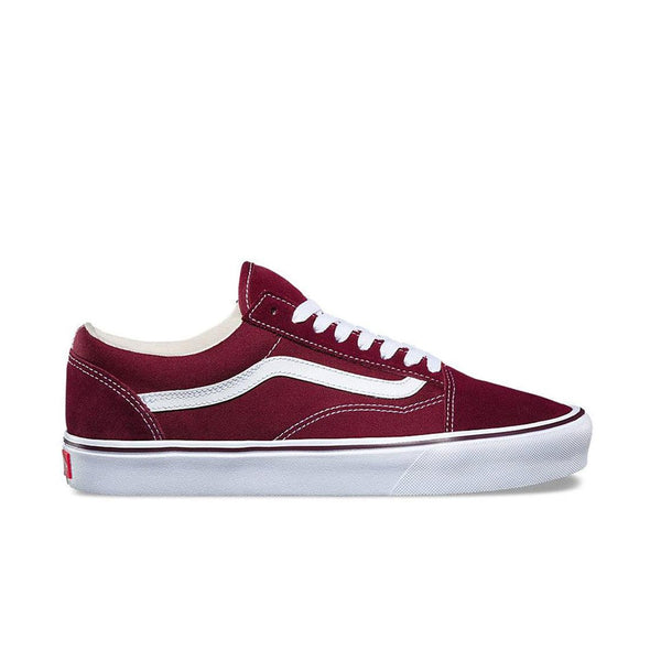 TÊNIS VANS OLD SKOOL LITE - PORT ROYALE/ TRUE WHITE