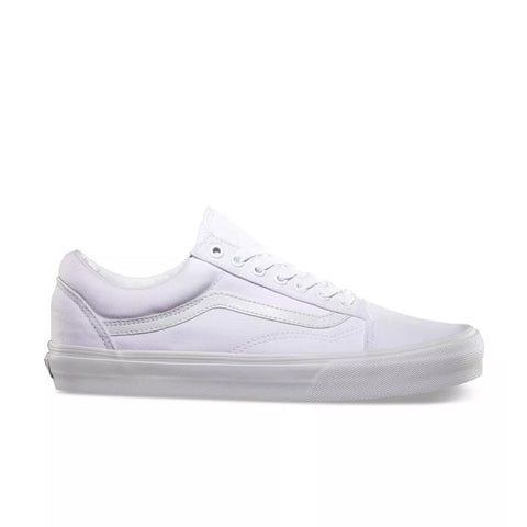 Tênis Vans Old Skool - True White