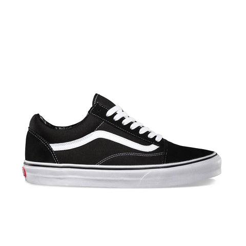 Tênis Vans Old Skool - Black / White