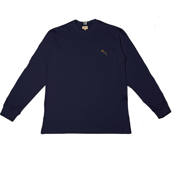 Camiseta Class Long Sleeve - Navy