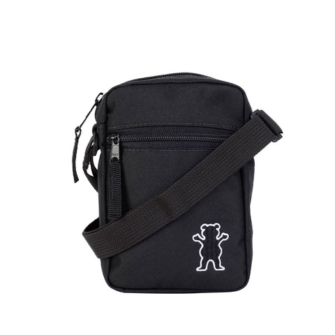 Shoulder Bag Grizzly OG Bear Classic - Preto