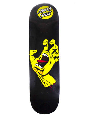 Shape Santa Cruz Spray Hand Black - 7.9""