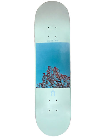 Shape Retta Skate collab Amauri Jr. Maple