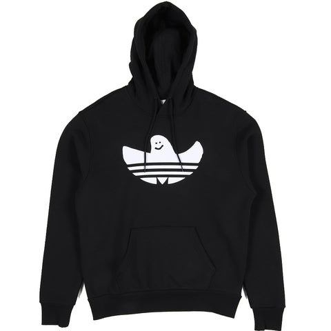 MOLETOM ADIDAS GRAPHIC SHMOO BLACK