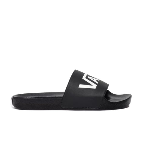 Chinelo Vans Slide On - Preto/Branco