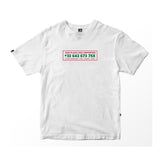 Camiseta Blaze Pizza - White