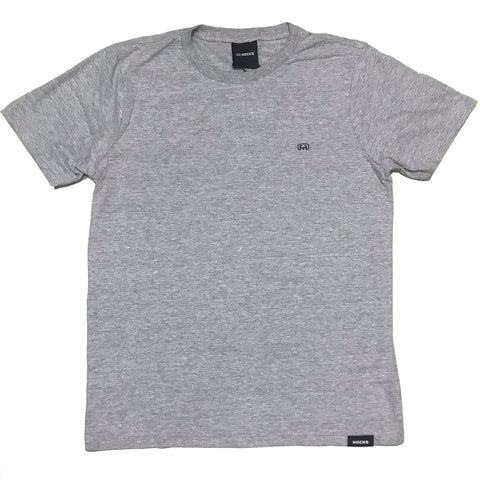 Camiseta Hocks Simbolo - Cinza