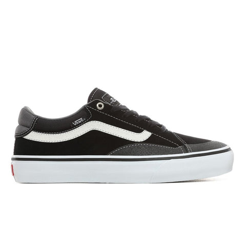 Tênis Vans TNT Advanced Prototype - Black/White