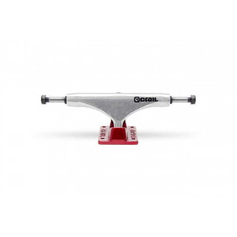Truck Crail Solid Logo Red Mid - 139mm