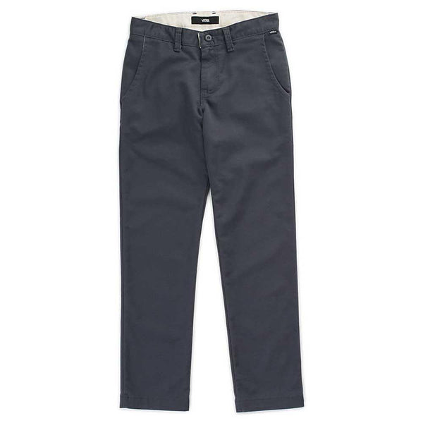 CALÇA VANS AUTHENTIC CHINO ASPHALT