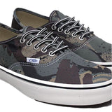 TÊNIS VANS AUTHENTIC SF SUMMER OF 66 CAMO