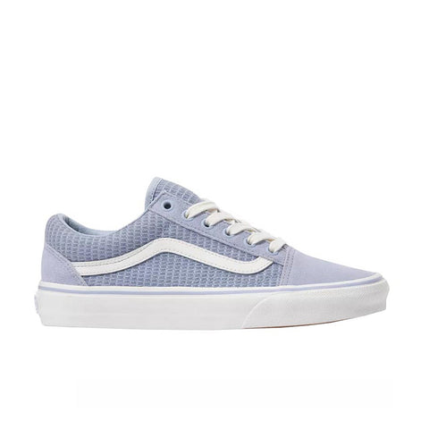 TÊNIS VANS AUTHENTIC MULTI WOVEN ZEN BLUE/ SNOW WHITE