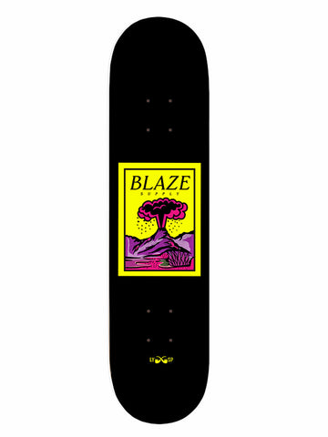 SHAPE BLAZE VOLCANO BLACK 8.125""