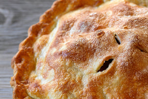 Casco Bay Creamery Pie Crust Recipe