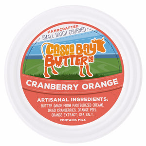 Cranberry Orange Butter