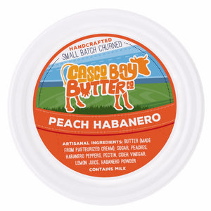 Peach Habanero Butter