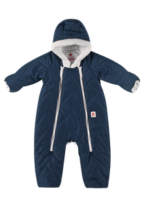 Baby Overall/ Schlafsack Nalle Navy