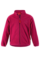 Laden Sie das Bild in den Galerie-Viewer, Kleinkinder Fleecejacke Cory Cranberry Red