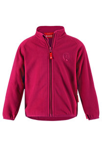 Kleinkinder Fleecejacke Cory Cranberry Red