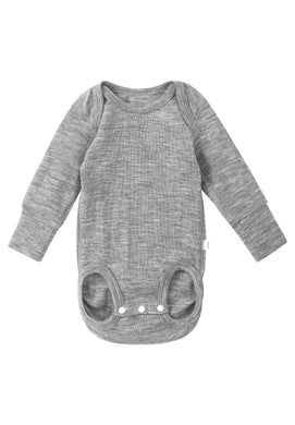 Reima Baby Body Utu in Grey