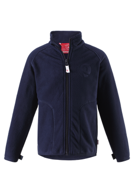 Kinder Fleecejacke Inrun Navy