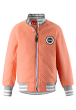 Laden Sie das Bild in den Galerie-Viewer, Kinder Sweatjacke Morild Cora Pink