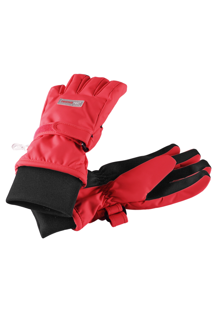 Reimatec® Kinder Übergangs Handschuhe Pivo Bright Red