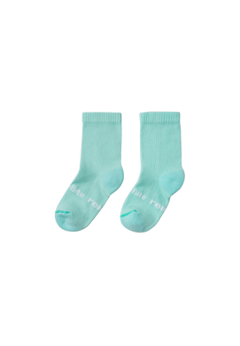 Reima Kinder Anti-Bite Socken Insect in Reef Green
