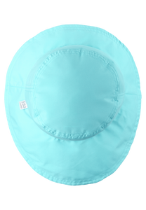 Reima Kinder Sonnenschutz Hut Tropical Light Turquoise