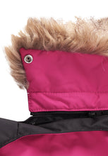 Laden Sie das Bild in den Galerie-Viewer, Reimatec Kinder Winterjacke Sisarus Cranberry Pink