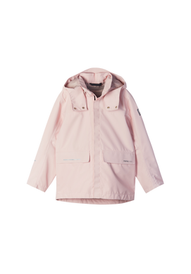 Reima Recycelbare Kinderjacke Voyager in Soft Pink