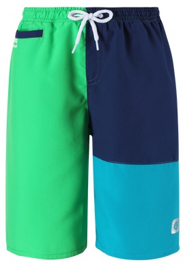 Kinder Shorts Wavepower Brave Green