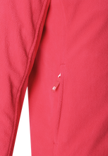 Laden Sie das Bild in den Galerie-Viewer, Kinder Fleecejacke Alagna Strawberry Red