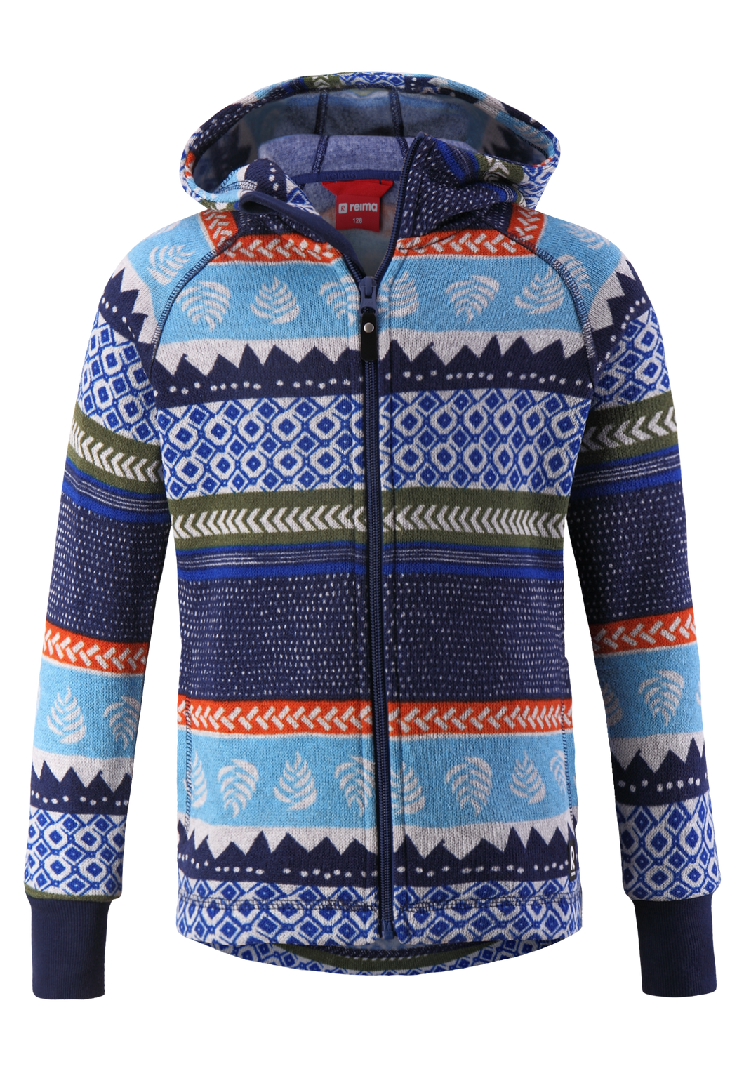 Reima Kinder Kapuzenjacke Northern Navy